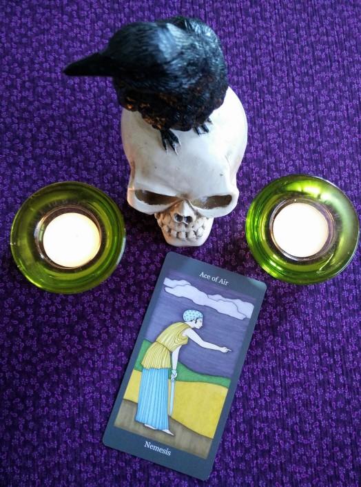 Dark Goddess Tarot 10-2to8, 2017 (5)