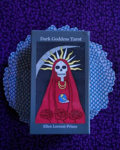 Dark Goddess Tarot 10-2to8, 2017